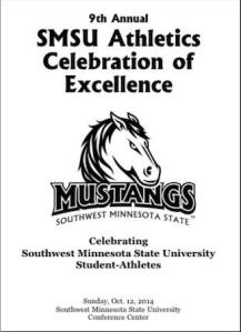 SMSU Celebration of Excellence 2014