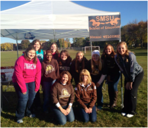 SMSU Homecoming ED Alumni EMSP 2014