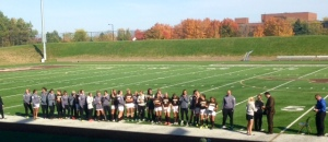 SMSU Homecoming soccer 2014