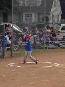 JR baseball