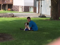 BLOG doggie friend