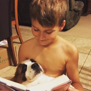 BLOG Jonah reading to Stella