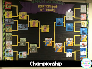 Blog March Reading Madness Championship