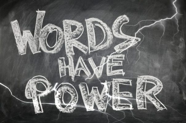 Blog words power