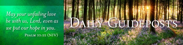 Blog daily guideposts