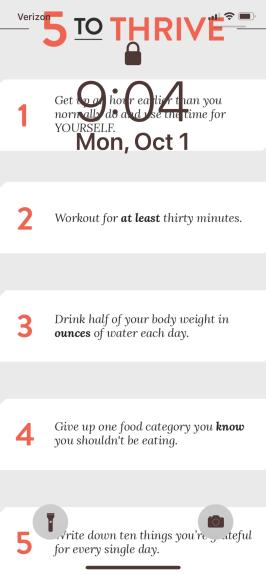 Blog Get Healthy Rachel
