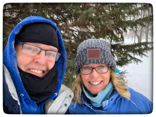 blog snowshoeing us