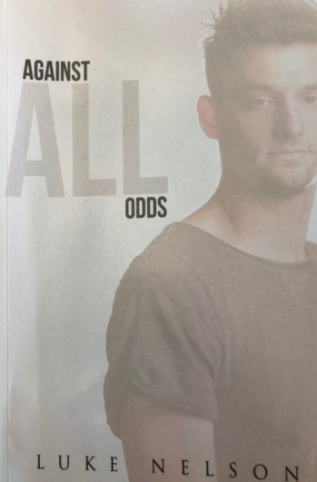 Book Talk: Against All Odds by Luke Nelson | edUconnections