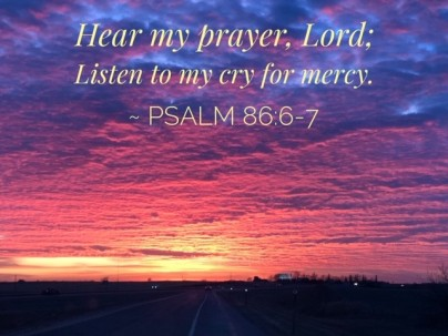 Blog Grain Psalm 86 6 7