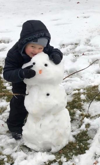 Blog Snowman Tyus