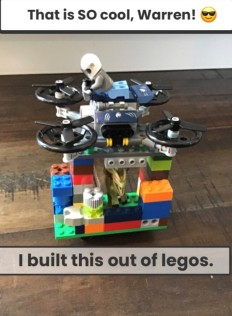 Blog Legos challenge done