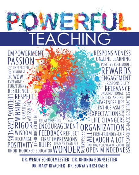 Blog Powerful Teaching book
